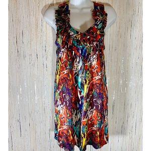 T bags LA Silk Dress